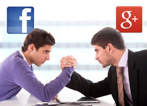 Which is better Facebook or Google+?
