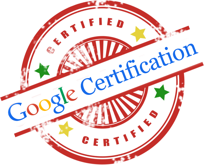 google certified trainers