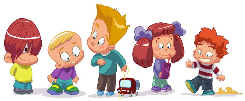 """Vaizdo rezultatas pagal užklausą """"kindergarten animation"""""""