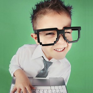 Kid Webmaster 300 square