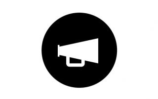 megaphone-symbol