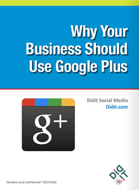 Why your business should use Google Plus