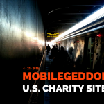 Moblegeddon: U.S. Charity Sites
