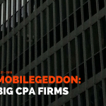 Mobilegeddon Study: Big U.S. CPA Firms