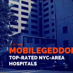 Mobilegeddon Study: Top NYC-area hospitals