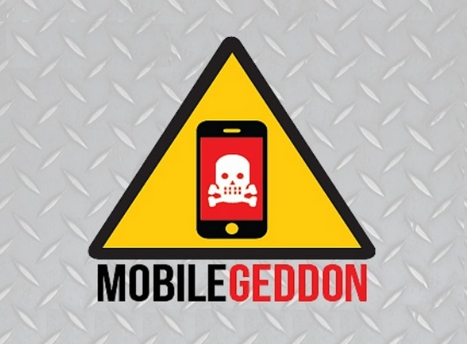 Mobilegeddon: featured images