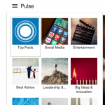 LinkedInPulse Categories