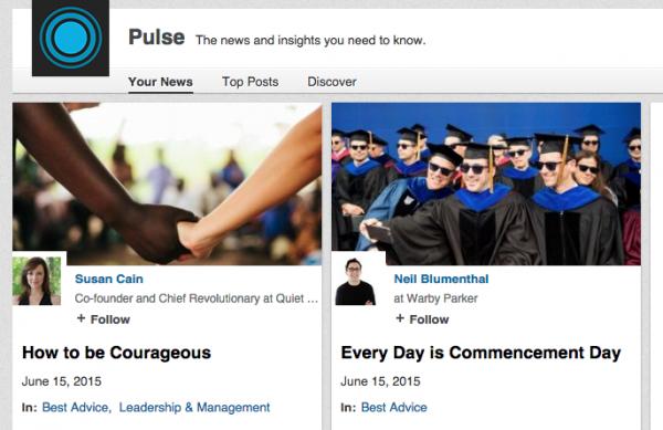 LinkedInPulse Topics