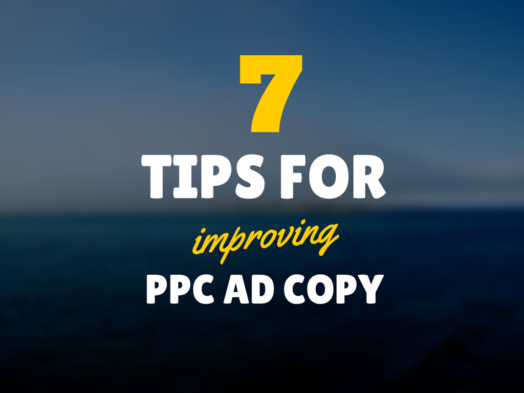 Writing ad copy for ppc topeka