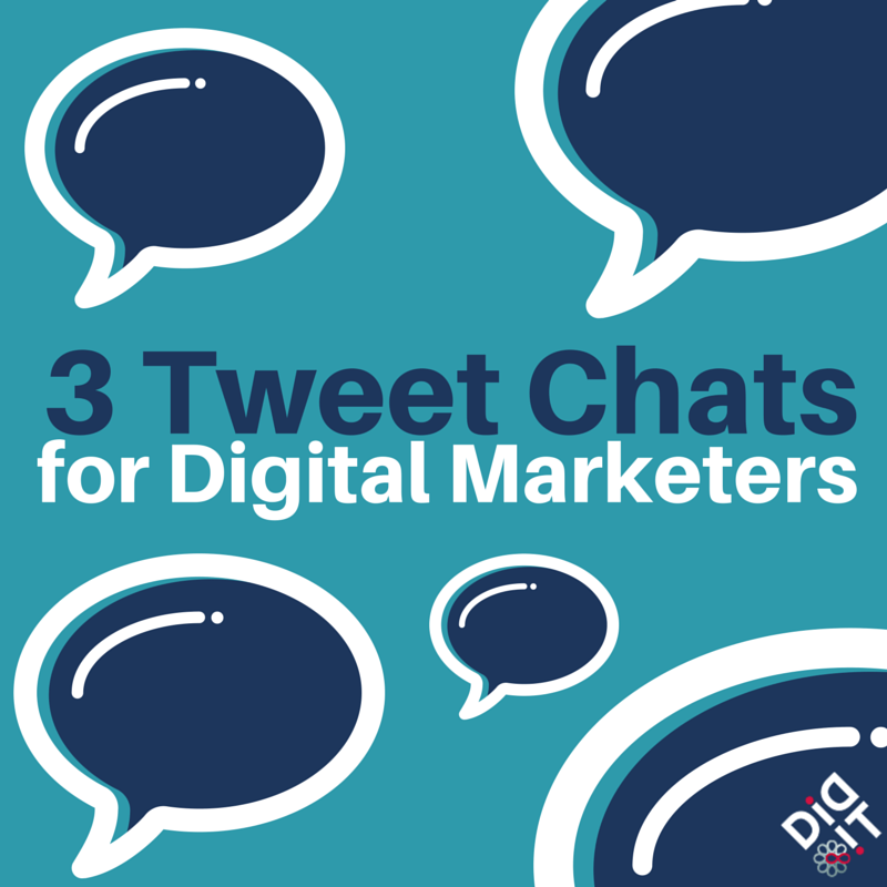 3 Twitter chats all digital marketers should join