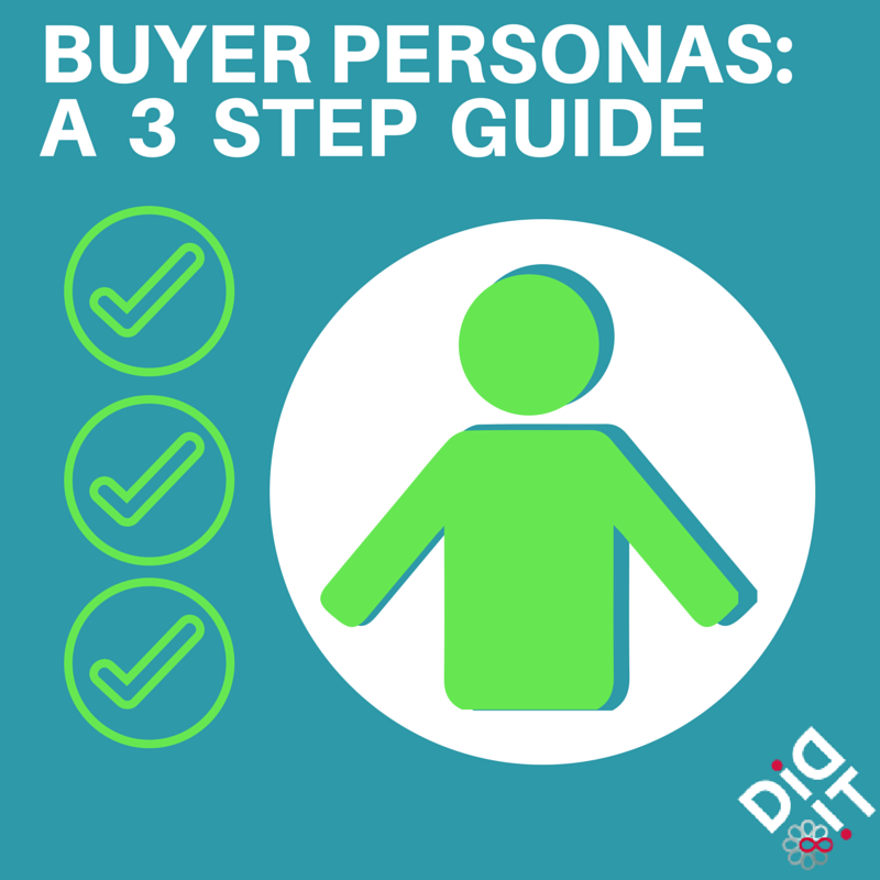 The 3-Step Guide to Creating Buyer Personas