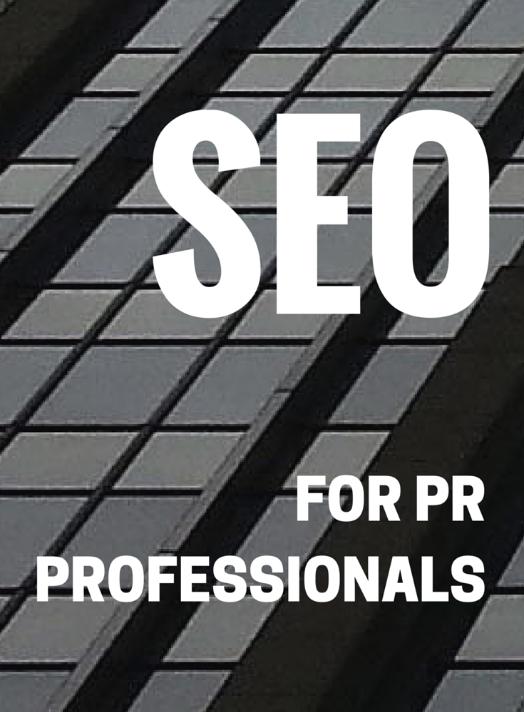 SEO for PR Professionals