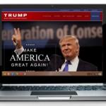 DonaldJTrump.com (mobile)