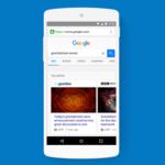 google-amp-blue-background