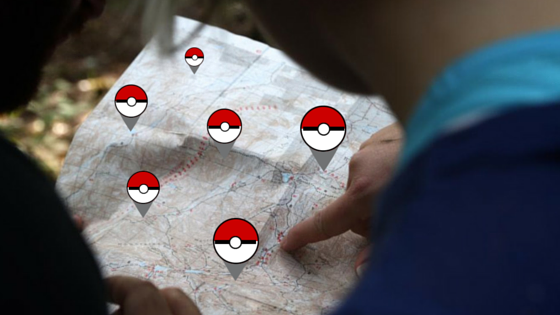 Using Pokémon Go for local marketing