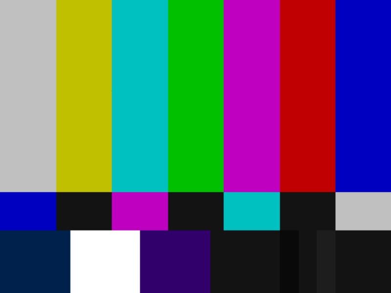 Video test pattern