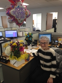 Rockville Centre Resident Celebrated 95th Birthday at Didit